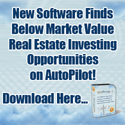 Real Estate Bird Dog Bot Software