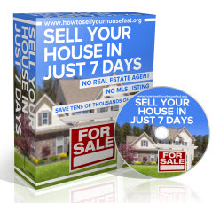 How To Sell Your House In Just 7 Days